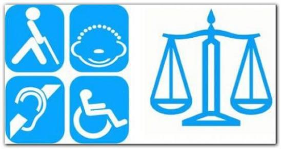 Resultado de imagen para derecho discapacidad