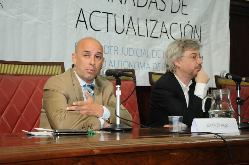 Fotos Gentileza Centro de Formación Judicial