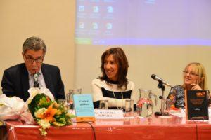La jueza Alejandra Petrella presentó su libro en el Colegio Público de Abogados de la Capital Federal. Foto iJudicial