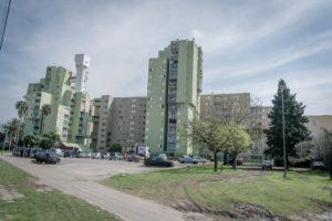 Complejo Habitacional Villa Soldati. Foto iJudicial