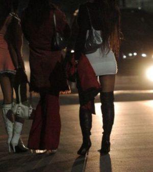 Prostitutas en la ciudad de amianto