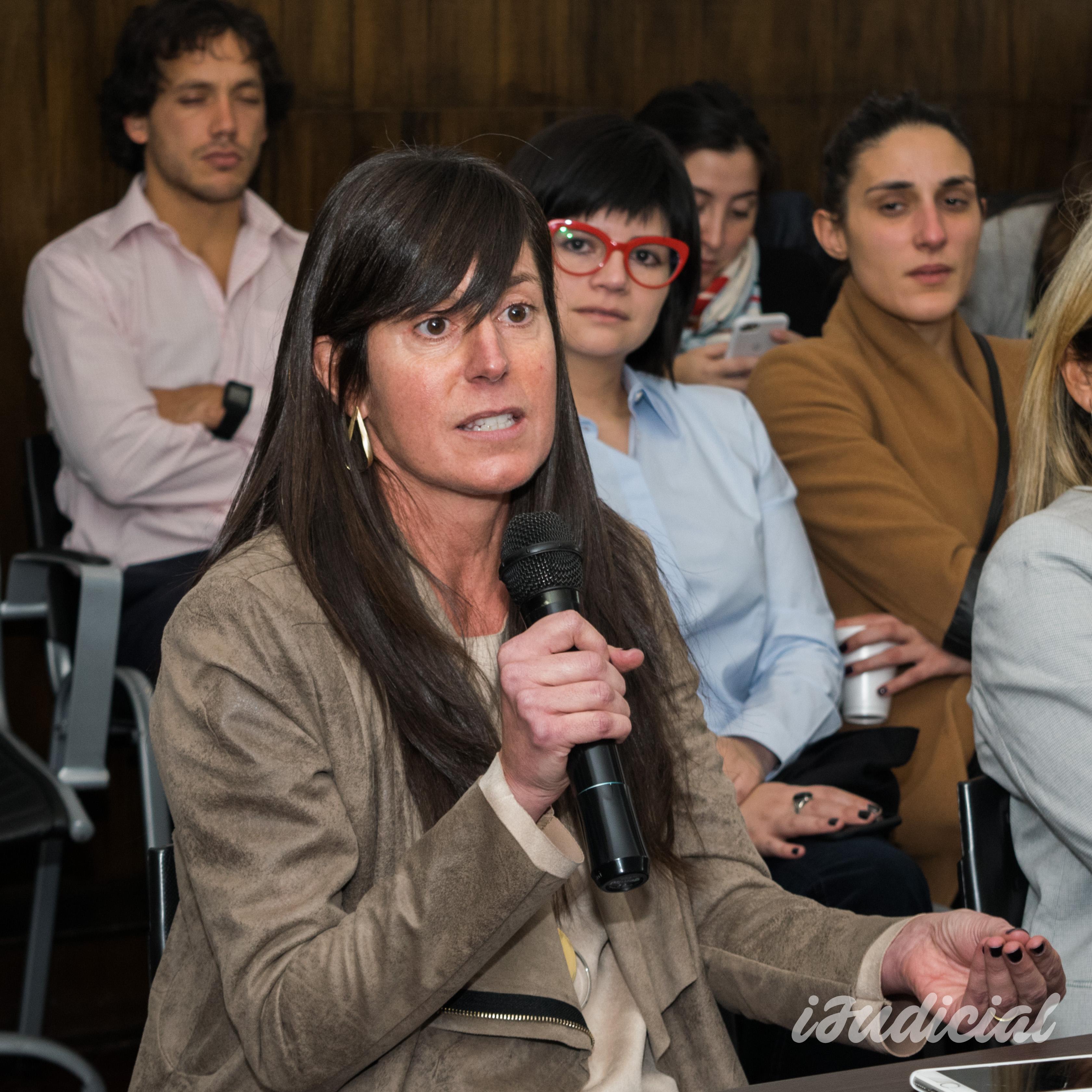 JusLab: Periodistas y magistrados dialogaron en la tercera jornada